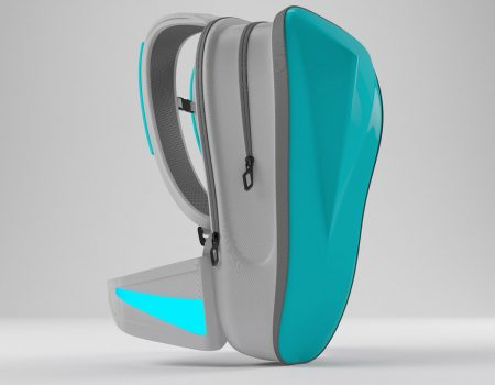 3D Modelling – Backpack